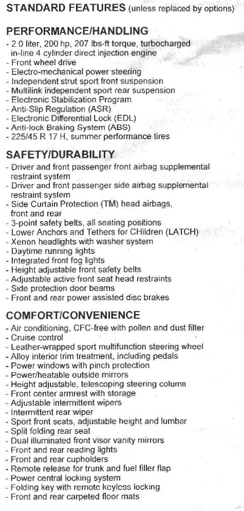 vw golf mk6 owners manual pdf