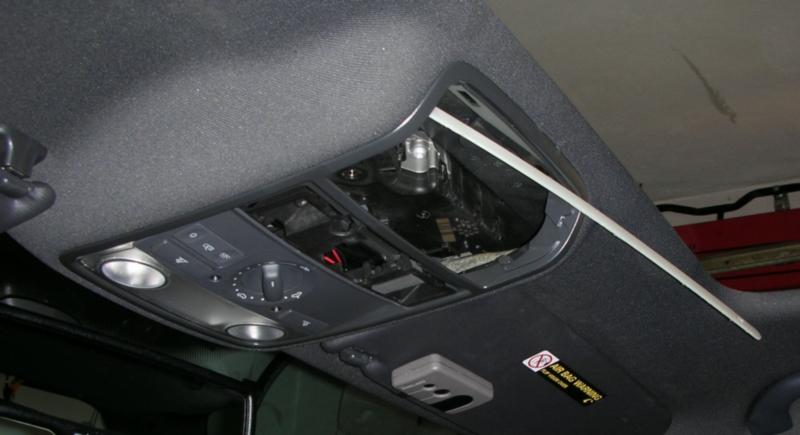Audi South Florida >> VWVortex.com - HELP! How to remove the sunglass holder?