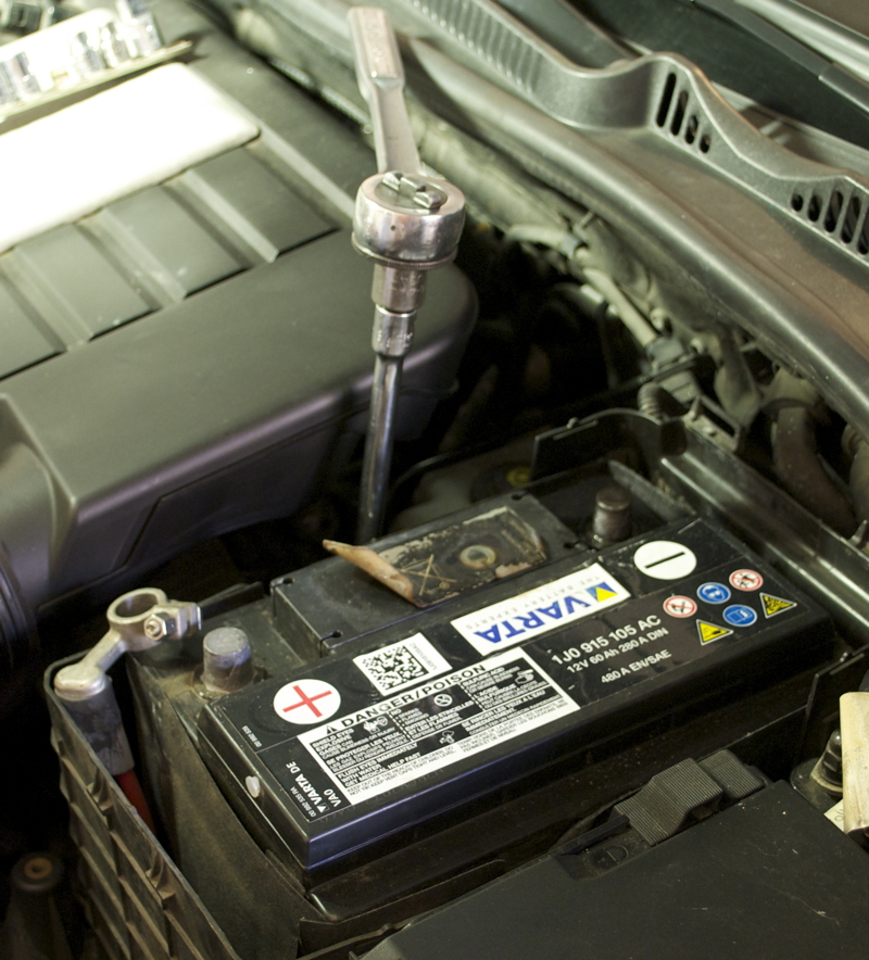Battery Replacement Time Optima Red 35 Or Deka 70 Vw