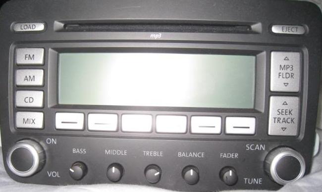 Audio Cable Input (2006 GTI) | VOLKSWAGEN GTI Forum